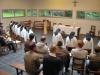 Eucharistie avec les carmélites