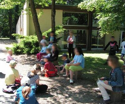 Groupe de préparation à la communion